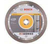 Bosch Алмазный отрезной круг Best for Universal Turbo 230 x 22,23 x 2,5 x 15 мм (2608602675)