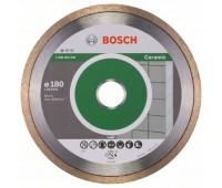 Bosch Алмазный отрезной круг Standard for Ceramic 180 x 25,40 x 1,6 x 7 мм (2608602536)