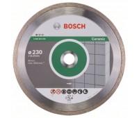 Bosch Алмазный отрезной круг Standard for Ceramic 230 x 22,23 x 1,6 x 7 мм (2608602205)