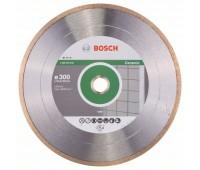 Bosch Алмазный отрезной круг Standard for Ceramic 300 x 30+25,40 x 2 x 7 мм (2608602540)