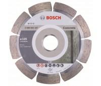 Bosch Алмазный отрезной круг Standard for Concrete 125 x 22,23 x 1,6 x 10 мм (2608602197)