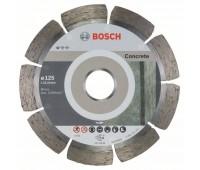 Bosch Алмазный отрезной круг Standard for Concrete 125 x 22,23 x 1,6 x 10 мм (2608603240)