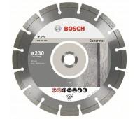 Bosch Алмазный отрезной круг Standard for Concrete 230 x 22,23 x 2,3 x 10 мм (2608603243)