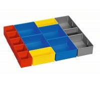 Bosch Контейнеры для хранения мелких деталей Комплект i-BOXX 53 inset box, 12шт. (1600A001S5)