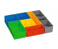 Bosch Контейнеры для хранения мелких деталей Комплект i-BOXX 72 inset box, 10шт. (1600A001S6)