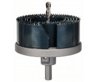 Bosch Набор из 6 пильных венцов 46, 53, 60, 67, 74, 81 мм (2608584063)