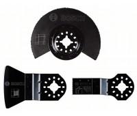 Bosch Набор по керамической плитке из 3 шт. AIZ 20 AB (1 шт.), ATZ 52 SC (1 шт.), ACZ 85 LMT (1 шт.) (2608662342)