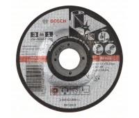 Bosch Отрезной круг «3 в 1» A 46 S BF, 115 мм, 2,5 мм (2608602388)