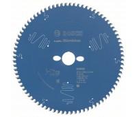 Bosch Пильный диск Expert for Aluminium 254 x 30 x 2,8 мм, 80 (2608644112)