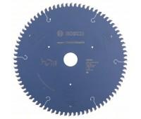 Bosch Пильный диск Expert for Multi Material 250 x 30 x 2,4 мм, 80 (2608642494)