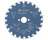 Bosch Пильный диск Expert for Wood 130 x 20 x 2,4 мм, 24 (2608644006)