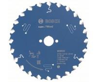 Bosch Пильный диск Expert for Wood 160 x 20 x 2,2 мм, 24 (2608644016)