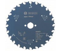 Bosch Пильный диск Expert for Wood 160 x 20 x 2,6 мм, 24 (2608644019)