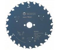 Bosch Пильный диск Expert for Wood 165 x 20 x 2,6 мм, 24 (2608644022)