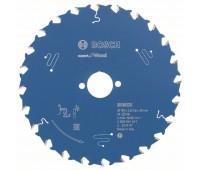Bosch Пильный диск Expert for Wood 190 x 30 x 2,6 мм, 24 (2608644047)