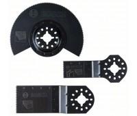 Bosch Универсальный набор из 3 шт. AIZ 32 EC (1x), ACZ 85 EC (1x), AIZ 20 AB (1x) (2608662343)