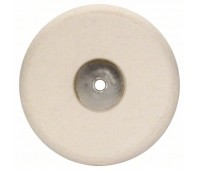 Bosch Войлочный полировальный круг с резьбой M 14 180 мм (1608612002)