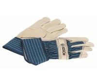 Bosch Защитные перчатки из воловьей кожи GL FL 10 EN 388 (2607990109)