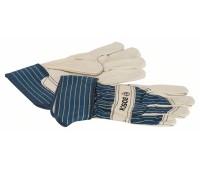 Bosch Защитные перчатки из воловьей кожи GL FL 11 EN 388 (2607990111)