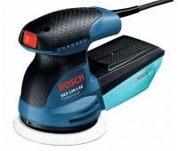 Эксцентриковая шлифмашина Bosch GEX 125-1 AE