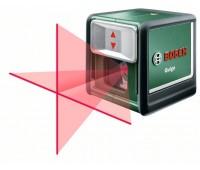 Лазер с перекрестными лучами Bosch Quigo