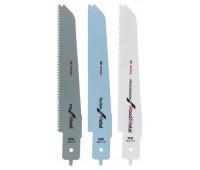 Набор из 3 пильных полотен для универсальной пилы Bosch PFZ 500 E M 1142 H; M 3456 XF; M 1122 EF