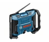 Радио строительное аккумуляторное Bosch GML 10,8 V-LI
