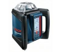 Ротационные лазерные нивелиры Bosch GRL 500 H + LR 50