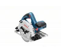 Циркулярная пила ручная Bosch GKS 55+ GCE L-boxx