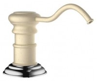 Дозатор для средства Omoikiri OM-01-BE 4995010 ваниль 4995010