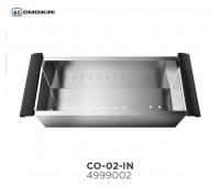 Коландер Omoikiri CO-02-IN 4999002, нержавеющая сталь 4999002