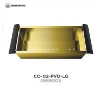 Коландер Omoikiri CO-02-PVD-LG 4999003, светлое золото 4999003