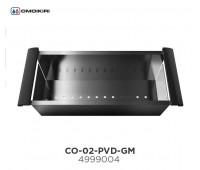 Коландер Omoikiri CO-02-PVD-GM 4999004, вороненая сталь 4999004